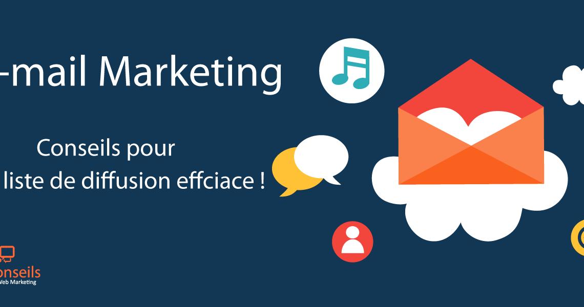 Conseils pour des campagnes d'e-mailing efficaces