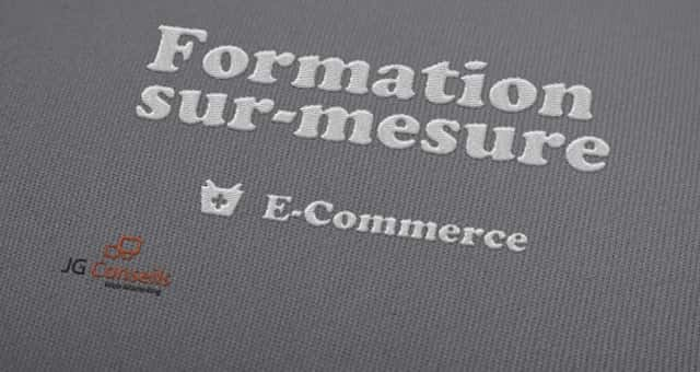 Formation à distance - E-commerce